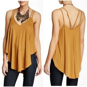 Free People cascade cami